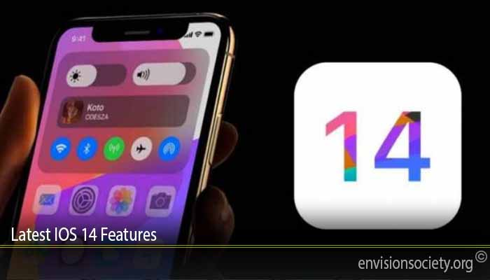 Latest IOS 14 Features